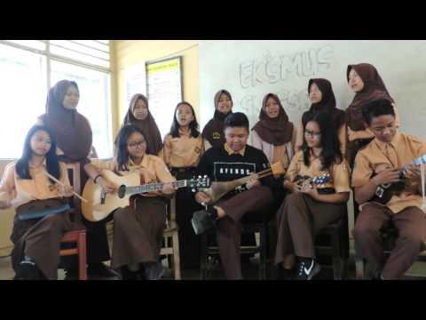 Nasi Bekepor ( Ekskul Musik SMPN 1 Tenggarong )