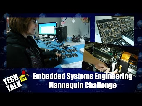 Embedded Systems Engineering Mannequin Challenge - Tech Talk - #014