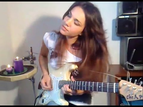 Purple Rain (Prince and The Revolution) cover by Eva Vergilova