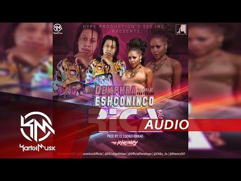 Demphra Ft Eshconinco - Rica | AUDIO