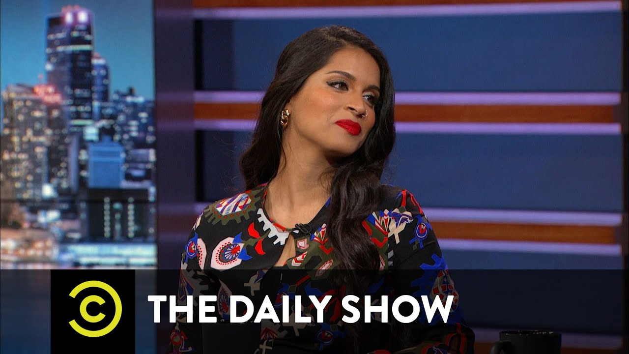 """Lilly Singh - Taking Fans on """"A Trip to Unicorn Island"""": The Daily Show"""