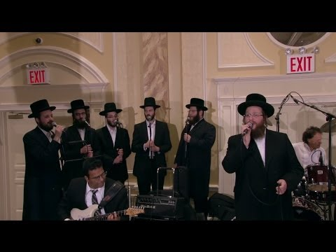 "Shloime Daskal & Yedidim Choir ""V'hu Yosheienu-Dedi"" An Aaron Teitelbaum Production"