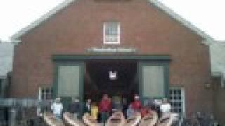 Making A Wood Duck Kayak At Woodenboat School, Brooklin, Me