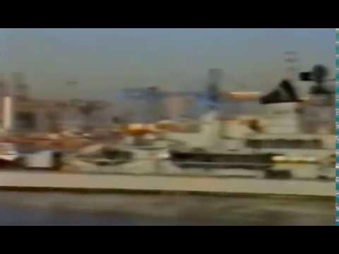 Der letzte Einsatz des Zerstörer Bayern 1993 - Maritime Guard Stanavformed