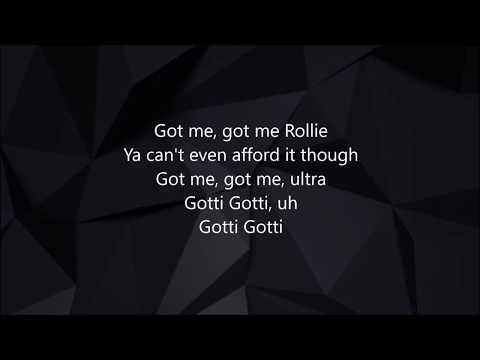 6IX9INE - GOTTI Lyric Video