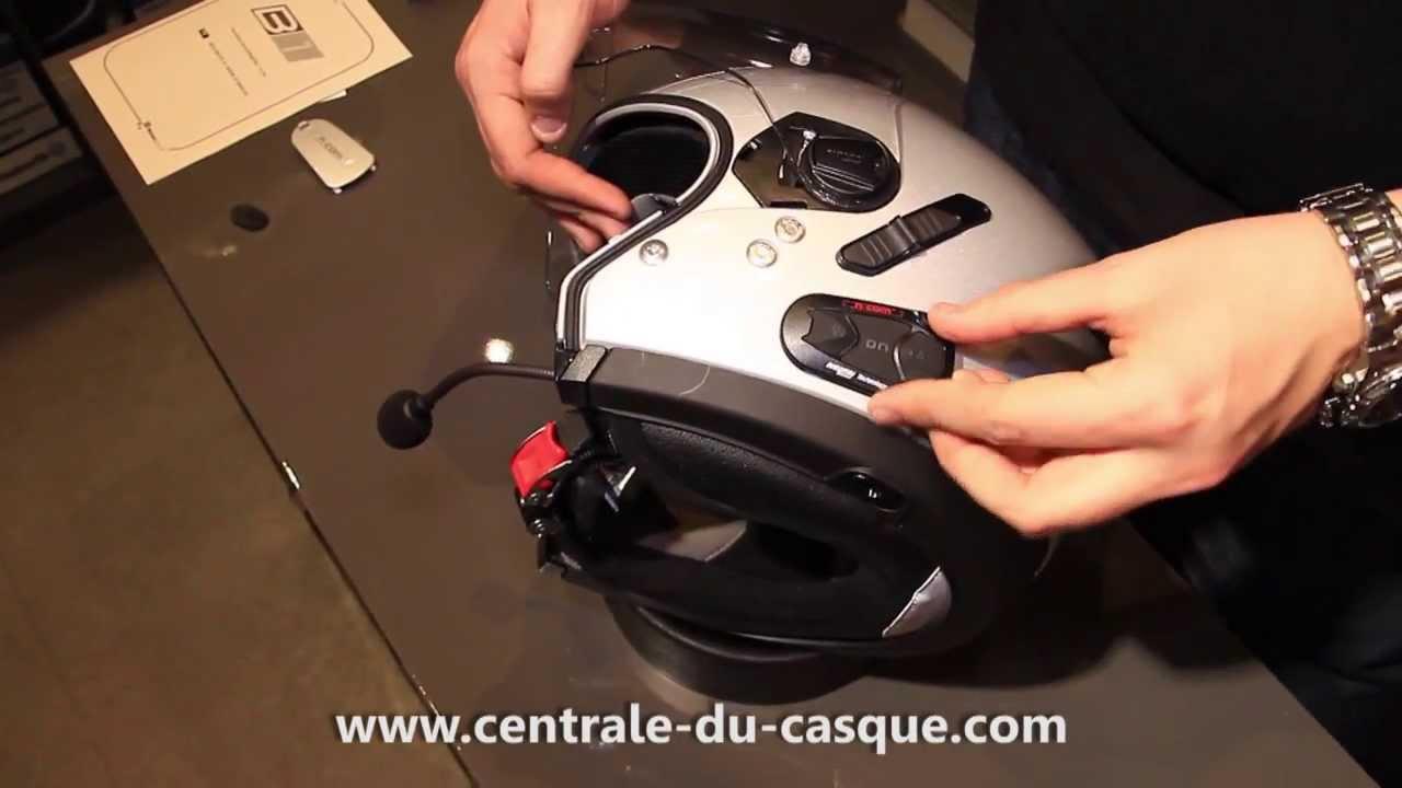 Tuto Installer Un Bluetooth N Com B1 Nolan N43 N91