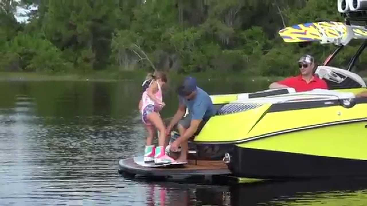 five ways to help your kids wakeboard youtube