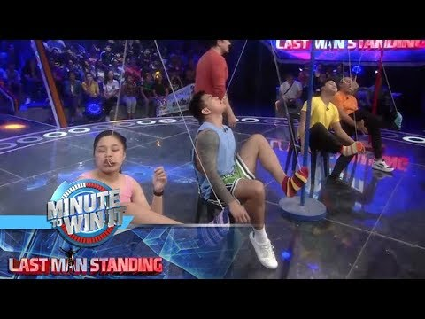 Toes Bread | Minute To Win It - Last Man Standing