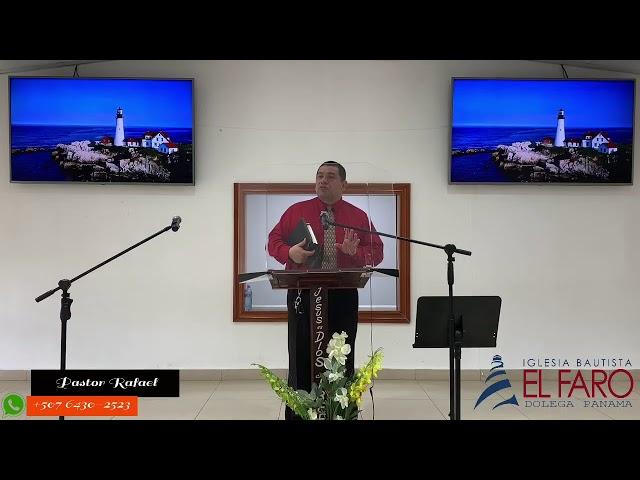 Iglesia Bautista El Faro de Dolega Panama