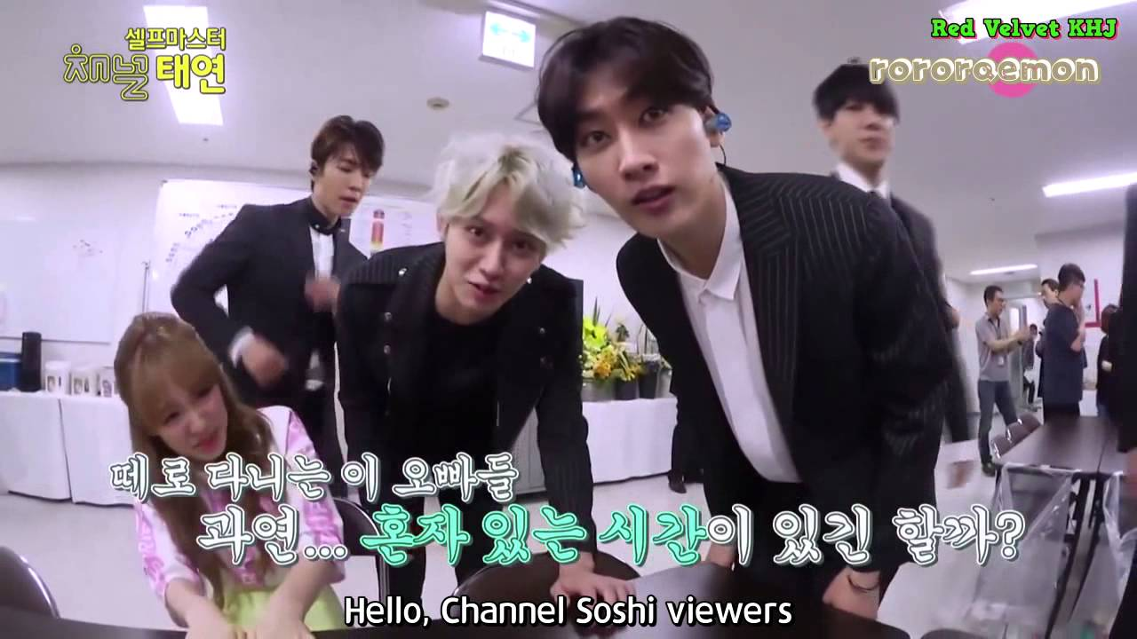 VID] 150819 Channel Soshi ft Super Junior / Eng Subbed | SJ
