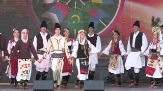 KUD Prvi Partizan (Užice, SERBIA) - Podlaska Oktawa Kultur 2014