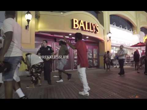 Bally's Atlantic City Boardwalk Brawl Summer 2017