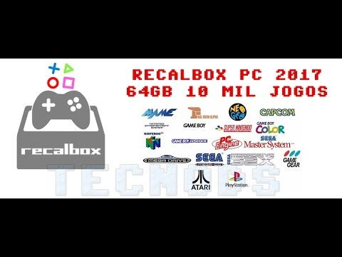 RECALBOX 4.0 TÉLÉCHARGER