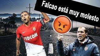 Falcao se irá del Mónaco después del Mundial, está molesto