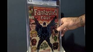 my graded cgc cbcs pgx comic collection 3