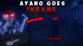 ESCAPE FROM AYANO- Full Gameplay Walkthrough - Yandere No Sutoka