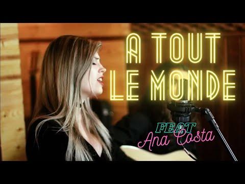 Megadeth - A Tout Le Monde (Acoustic Cover) by Soft Rock feat. Ana Paula Costa