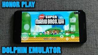 Honor Play - New Super Mario Bros. Wii - Dolphin Emulator 5.0-10883 - Test