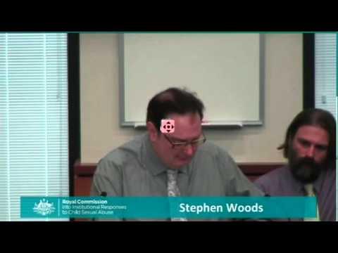 Stephen Woods Ballarat May 21 2015