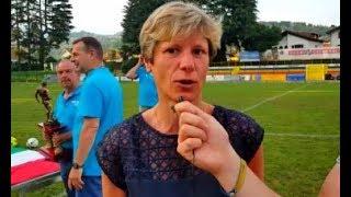 Il Sindaco di Verbania Silvia Marchionini premia l'Albania e rispon...