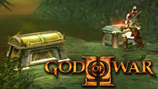 GOD OF WAR 2 TITAN Recuperando os Orbs Iniciais 12