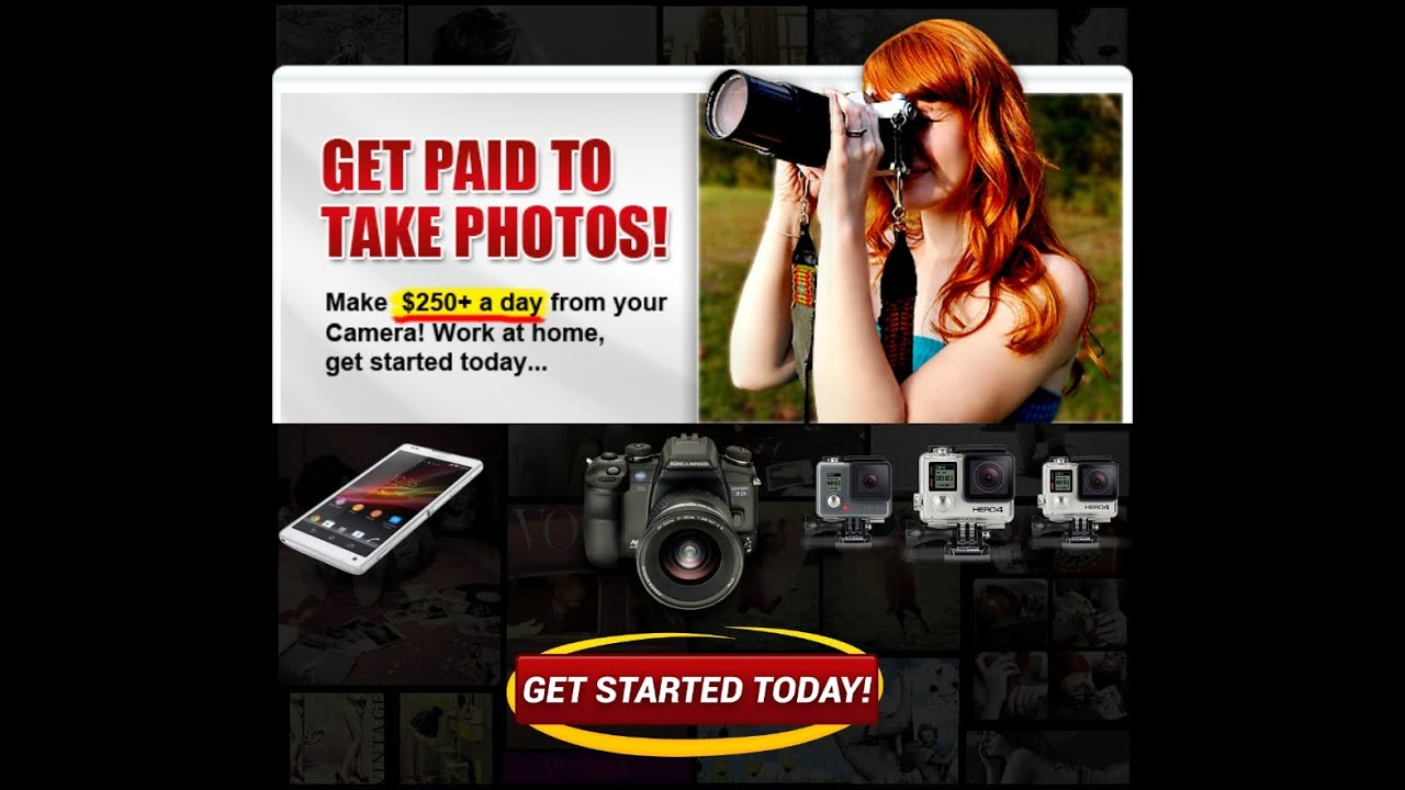 Best Photography Jobs  How To Make A Income Taking Pictures   YouTube Best Photography Jobs  How To Make A Income Taking Pictures