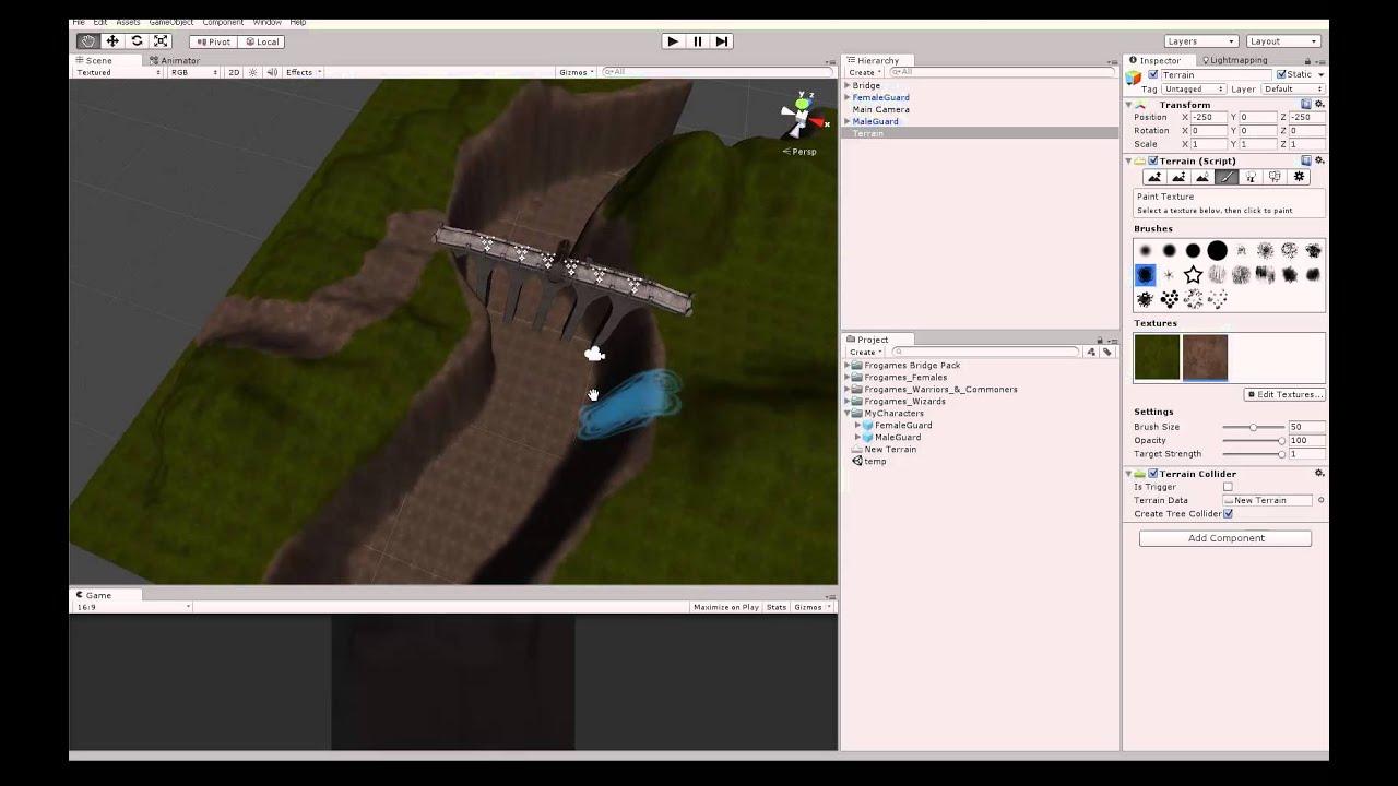 CS:Fantasy Characters - 3D models & content/assets packs