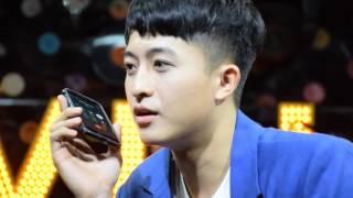 Harry Lu gọi điện thoại troll Midu và Anh Tú trong buổi Offline tại Hà Nội 19 11 16