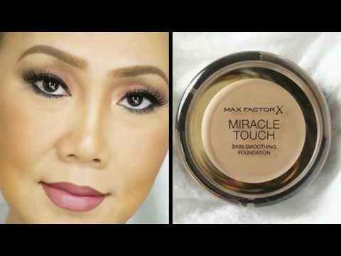 Find great deals for max factor miracle touch liquid illusion foundation 70. Buy it now. New max factor miracle touch foundation natural 70 11. 5g.