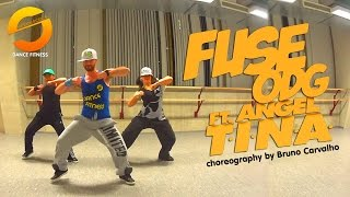 TINA - Fuse ODG ft. Angel (choreography)