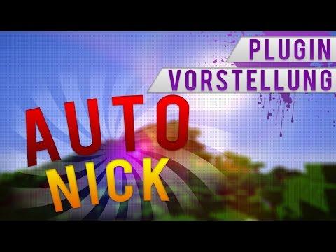 AutoNick Plugin 1.7.x