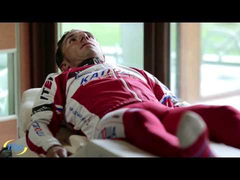 Profi-Radrennfahrer Joaquim Rodríguez über die Andullation