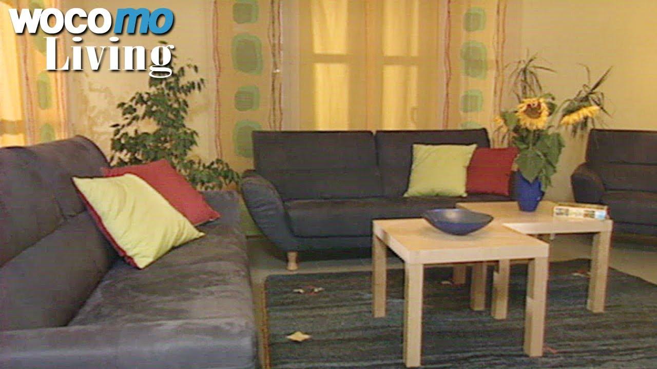 Gemütliches Wohnzimmer Gestalten Tapetenwechsel Br Staffel 2