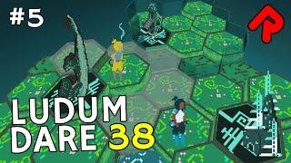5 Great Ludum Dare 38 Games #5: Atlantis, Murder Mitosis, Space Hummus, Squareface, Snake on Plane