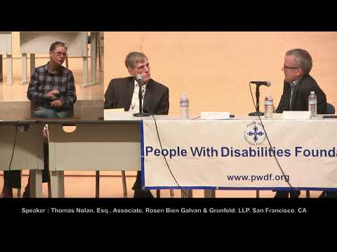 Abuse Against People with Mental a/o Developmental Disabilities Pt. 1 - Seg. 3/3 - Prisoner Abuse