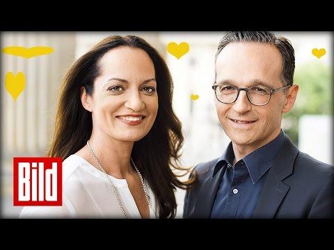 Heiko Maas und Natalia Wörner  Ihr erstes Liebes 2015
