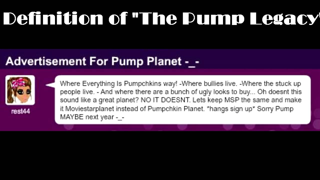 pumpchkin attempting to rule msp part one forums youtube