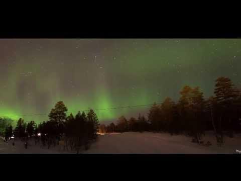 Persiguiendo Auroras Boreales