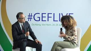 #GEFLive: The power of cities to tackle climate change