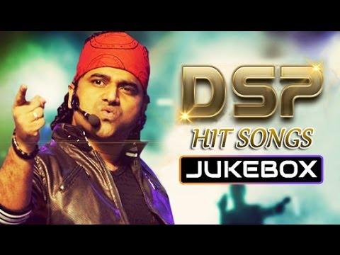 Devi Sri Prasad [DSP] Latest Hit Songs|| Jukebox || Birthday Special