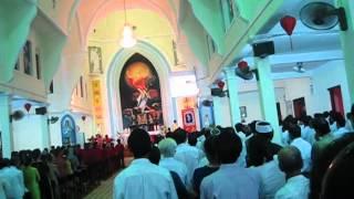 Dâng Lễ NT Trà Kiệu (CN Lòng Chúa Thương Xót)