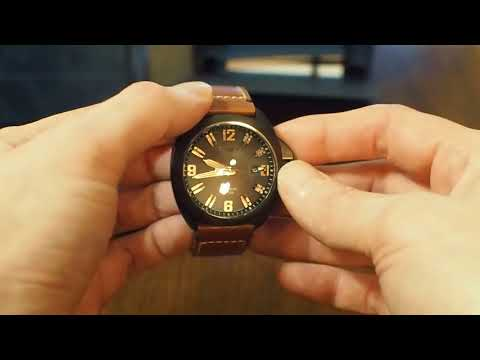 Citizen Grand Touring NB0075-11F Unboxing and Review