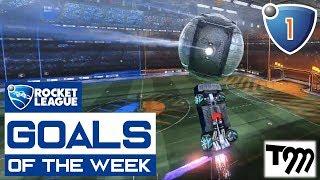 Rocket league - goals of the week 2018 #1