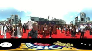 Carson Lueders on the RDMA Red Carpet in 360 degrees with IM360 | Radio Disney Music Awards 2016