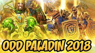 Hearthstone: Small And Dangerous | Odd Paladin 2018
