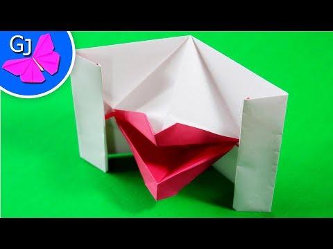 оригами приколы