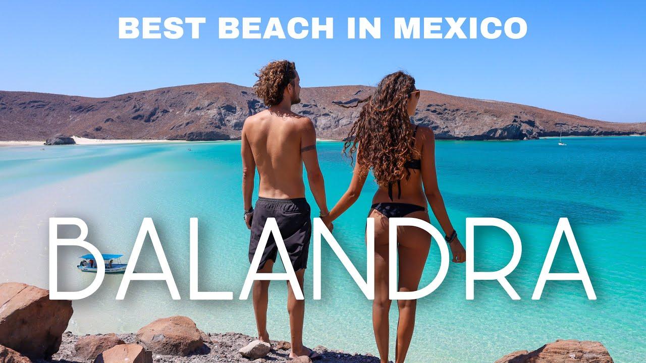 MEXICO'S MOST BEAUTIFUL BEACH! 🇲🇽 BALANDRA (LA PAZ)