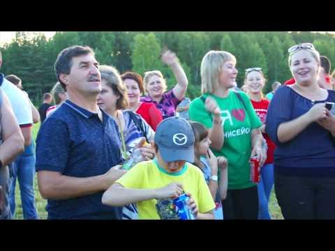 Автофлешмоб 2018 (полная версия) Енисейск 400 Лесосибирск, Красноярск