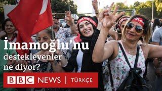 İstanbul'da ikinci mazbata kutlaması: Katılanlar ne diyor?