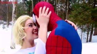Spiderman Dream Wedding Funny Superhero